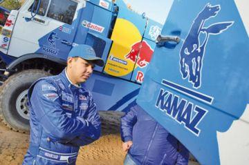 Kamaz confía en el éxito del primer Dakar