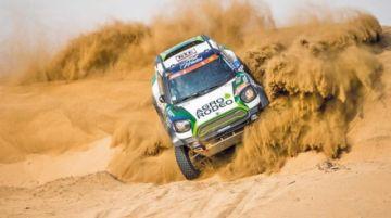 Zala gana la primera etapa del Dakar