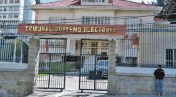 Tribunal Supremo Electoral se reunirá con organismos