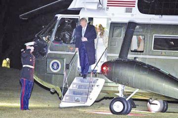 Buscan contener a Trump limitándole sus poderes