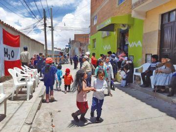 Más de un millar de niños recibieron regalo de Reyes