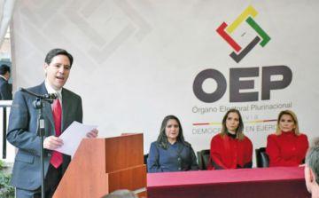 TSE promete una mejor custodia de actas durante las elecciones