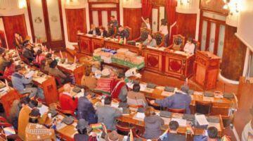 Legislativo fija para el sábado 11 la interpelación a dos ministros de Áñez