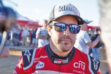 Fernando Alonso apunta a ganar una etapa
