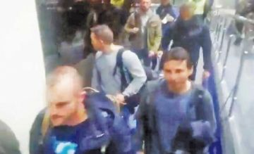 Los 6 encapuchados ingresaron a Bolivia con pasaporte diplomático