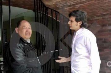 Carlos Romero reaparece en La Paz y civiles inician vigilia en puertas de su domicilio