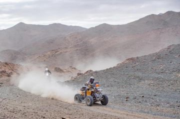 "Leonardo Martínez afronta el Dakar ""Experience"""
