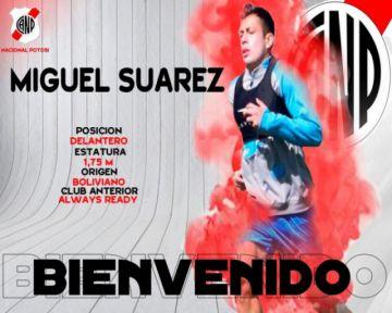 Nacional Potosí anunció sus nuevas contrataciones