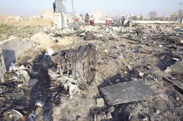 Canadá y EEUU apuntan a derribo de avión ucraniano