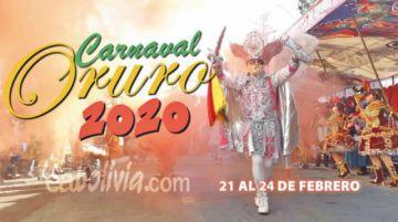 Invierten Bs 3 millones para el Carnaval de Oruro 2020