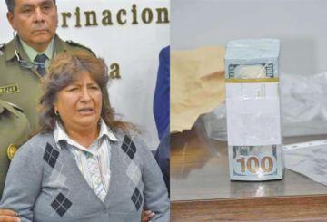 La supuesta allegada a Quintana tenía un cargo jerárquico en Pdvsa