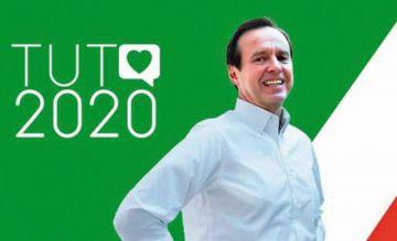"""Jorge """"Tuto"""" Quiroga se lanza como candidato presidencial"""