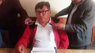 Comcipo leerá carta de renuncia de Pumari el 20