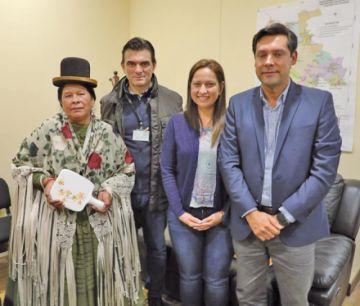 El Ministerio de Culturas apoyará el carnaval chapaco