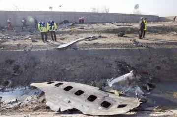 Irán reconoce derribo  del avión ucraniano
