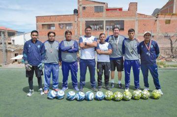 Escuela de fútbol La Kantera abre inscripciones para los cursos de verano