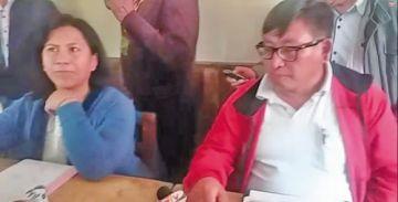 Cívicos analizarán en consultivo la renuncia de Marco Pumari