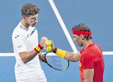 """Serbia y España completan las """"semis"""""""