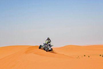El camino de Casale a su tercer Dakar se aplana
