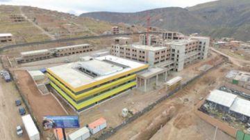 Buscan incidir en seguimiento a obras de nuevos hospitales