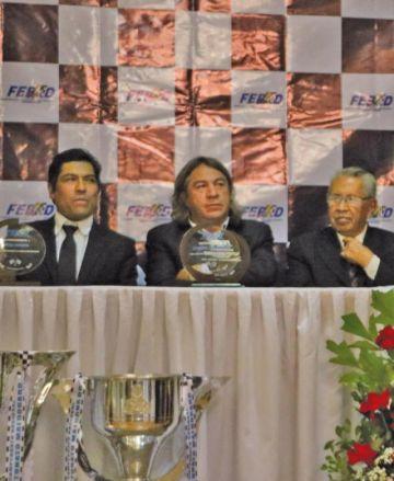 Febad proclamará a los campeones de la gestión pasada