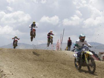 Gamarra conquista la corona nacional del motociclismo