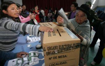 Elecciones: sanciones y multas llegan al 50 % del salario mínimo