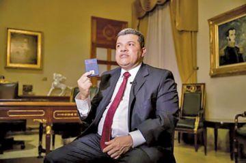 Venezuela rechaza sanciones de EEUU contra Luis Parra