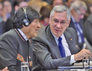 """Rodríguez Veltzé califica como """"error"""" el fallo del TCP sobre la reelección"""