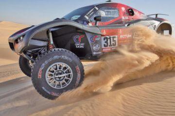 El francés Serradori gana la octava etapa del Dakar corrida en Wadi Ad-Dawasir