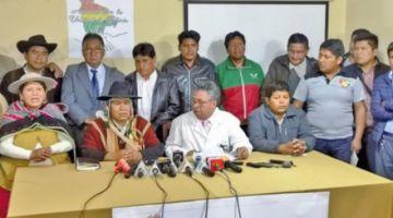 Pacto de Unidad por Bolivia buscará sus candidatos para las elecciones