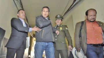 Aprehenden al expiloto de Morales y jefe de la DGAC
