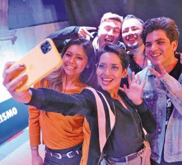 Lanzaron primera versión del Turistuber en Bolivia