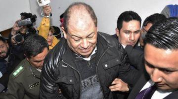 El exministro Carlos Romero queda aprehendido