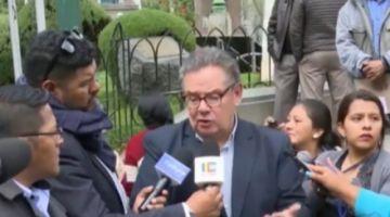 MNR definirá alianza el 21 de enero y ve posibilidad entre Camacho y Tuto