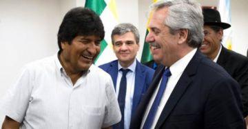 Frente radical argentino pedirá quitar estatus de refugiado a Evo Morales