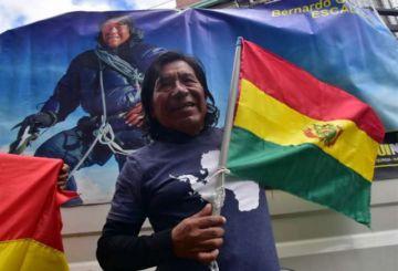 Guarachi vuelve como el Rey de la montaña