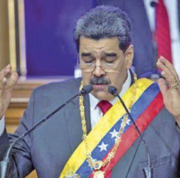 Maduro excluye a la OEA de grupo de observación