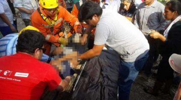 Accidente en la ruta a Alto Beni deja tres muertos