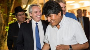 El Gobierno le pidió a Evo Morales que baje el tono beligerante de sus expresiones
