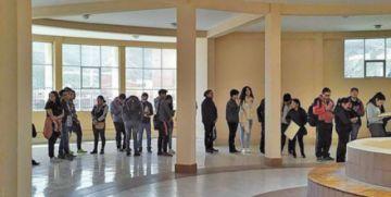 Ya se matriculó a más de 500 alumnos en la UATF