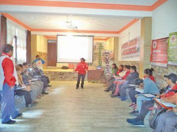 Cruz Roja capacita a sectores sociales en primeros auxilios