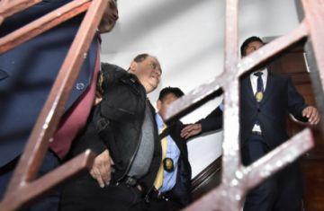 Romero asegura que es inocente y se instala su audiencia de acción de libertad