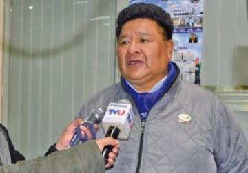 Choque anuncia que los candidatos del MAS se definirán en Bolivia