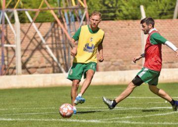 Grazziosi fortalece el trato del balón y la definición en Real Potosí