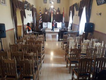 Hay convocatoria para sesión en el Concejo