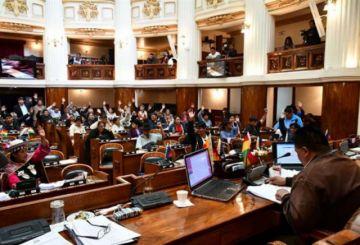 Diputados sanciona la Ley de extensión de mandato