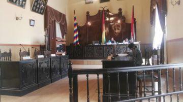 Nuevamente el Concejo no instaló la sesión esta tarde
