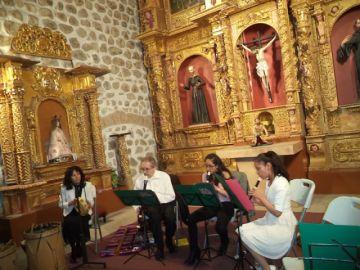 Un recital barroco deleitó al público