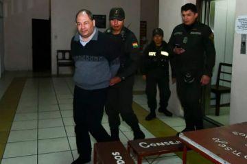 El juez rechaza acción de libertad y Carlos Romero vuelve a celdas judiciales